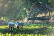 Corso online per l'inclusione: gli studenti stranieri